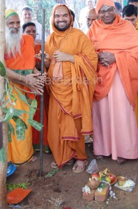 ಬೋಗಾದಿಯಲ್ಲಿ ನಡೆದ ಭೂಮಿಪೂಜೆ
