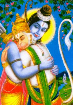 ಆಲಿಂಗನದ ಮೂಲಕ ಇದೋ ನನ್ನನ್ನೇ ನಾನು ನಿನಗೆ ಕೊಟ್ಟೆ - ಶ್ರೀರಾಮ