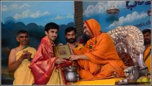 Chatra Puraskara to Ganesh Krishna Hegde