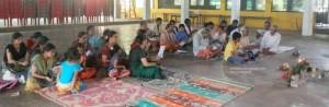 Hanuman Chalisa Upasana at Pallathadka