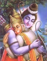 Raam and Hanumant